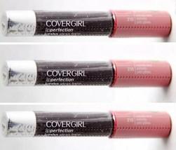 Covergirl Lip Perfection Jumbo Gloss Balm 216 C UPC Ake Twist ~3 Brand New Sealed - $4.55