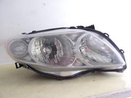 2009 2010 Toyota Corolla Passenger Rh Headlight Aftermarket Tyc 60 - $67.90
