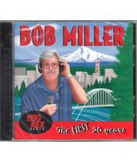Bob Miller The First 20 Years [Audio CD] KEX 1190 a.m. radio in Portland... - $24.99