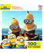 Minions Movie Kevin and Bob in Banana Boat 100 Piece Jigsaw Puzzle, NEW ... - $5.90
