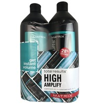 Total Results High Amplify Shampoo & Conditioner 33.8 oz each - $34.99