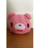 Gloomy Bear Face Plush Pink Color shopping bag key chain Mori Chack Tiato - $24.54