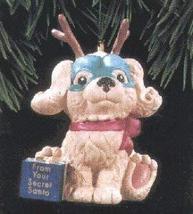 Hallmark QX5736 Secret Santa 1994 Keepsake Ornament - $5.94