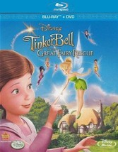 Disney Tinker Bell and the Great Fairy Rescue (Blu-ray + DVD)
