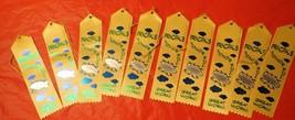 "Lot of 10 Carded Principal's Honor Roll Award Ribbons 2"" x 8"" - $14.84"