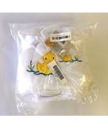 My Baby Duck Design on Velvet Blanket, White - $12.61