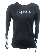 O'Neill Women's JRS ZIGGY SKINS L/S RASH TEE (Small) Blk/Blk/Blk $41.95 ... - $14.80