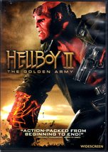 DVD - Hellboy II - The Golden Army - $4.95