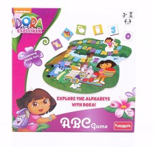 Funskool Dora ABC Game Educative Game Players 1-4 Age 3+ - $22.34