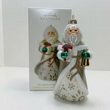 Hallmark Keepsake Ornament The Spirit of Christmas 2010 - $9.50
