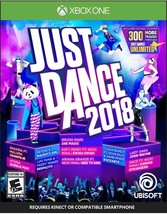 JUST DANCE 2018  - Xbox One - (Brand New) - $69.54