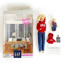 1997 GAP Barbie & Kelly Giftset Special Edition 18547 - $27.99