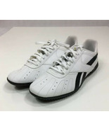 Reebok Classic Art# 10663477 White Casual NonMarking Sole Shoes Men's US... - $41.74