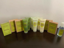 Lot of 12 Crabtree & Evelyn Shampoo Conditioner Verbena Lavender Travel ... - $24.74