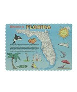 Royal Florida Design Placemats, Package of 1000 - $57.51