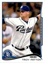 2014 Topps Update Troy Patton #US93 San Diego Padres - $0.94