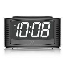 "DreamSky Digital Alarm Clock with Snooze, 1.2"" Nice White Led Display wi... - €16,00 EUR"
