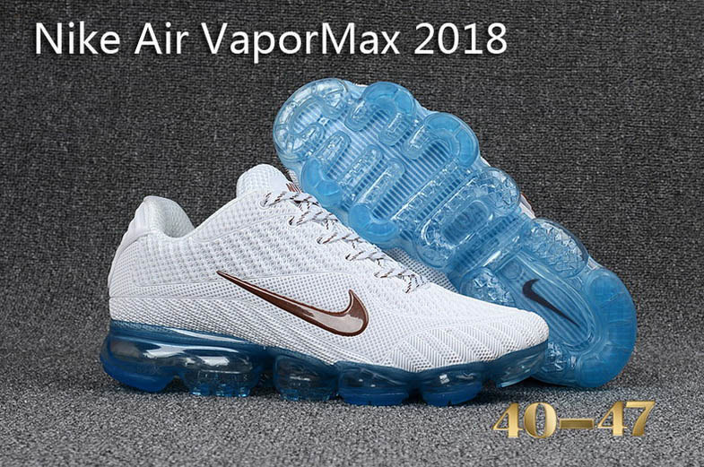 82ada1cf9dd2 ... NIKE AIR MAX 2018 VAPORMAX Men s Running Trainers Shoes White