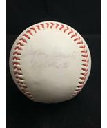 Authentic Autographed Wayne Garrett Baseball - $20.00