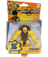 "Invizimals Resonant Icelion 4"" Mega Action Figure IMC - $9.00"