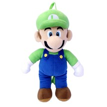 Super Mario Bros. Luigi Plush Backpack Green - $24.98