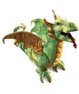 Folkmanis Wyvern Dragon Hand Puppet, Green, White - $52.19