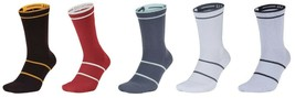 New Nike Court Essential Crew Dri-Fit Socks L SX6913 Rafa Federer L/R Te... - $16.00