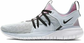 Nike AQ7488 400 Flex Contact 3 Running Shoes Sneakers Half Blue/Black/Hy... - $102.78