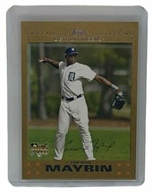 2007 Cameron Maybin Topps Update Gold Parallel Rookie Card #902/2007 UH41 - $9.49