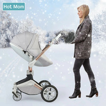 Hot Mom F023 360 Degree Rotation Stroller Winter Outfit - $165.32