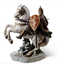 Lladro  1950 ALEXANDER NEVSKI 01001950 New in original box Limited Edition - $6,981.96