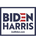 "Joe Biden - Kamala Harris campaign sign Poster   4""x6""   13""x19""   24""x24""  - $5.93"