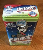 Limited Edition Electrasol Hanna Barbera Astro Jetson Collector Tin -2005 image 5