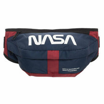 NASA And Red Fanny Pack Blue - $34.98