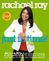 Rachael Ray: Just In Time Rachael Ray - $2.31