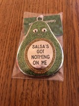 "Collectible Tree Ornament Cute ""Salsa's Got Nothing On Me"" Ships N 24h - $7.90"