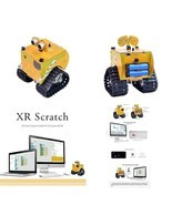 Xiao R Wuli Bot Scratch STEAM Programming Robot APP Remote Control Ardui... - €98,34 EUR