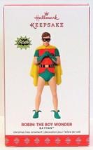 2017 Hallmark Ornament Limited Edition Robin The Boy Wonder Batman TV Show - $29.90