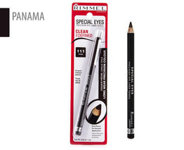 RIMMEL SPECIAL EYES PRECISION EYE LINER PENCIL PANAMA NEW SEALED BOX - $11.73