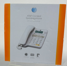 AT&T Corded Speaker Phone Caller ID Call Waiting No AC Power required - $34.65