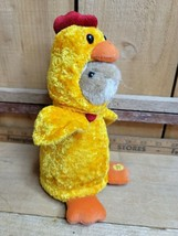 """2002 Gemmy Dancing Hamster CHICK Sings """"Chicken Dance""""  Animated Plush T... - $29.69"""