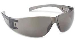 Sicherheit Brille mit Eis Wraparounds Linsen - Rauch - $8.85