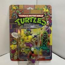 TMNT Teenage Mutant Ninja Turtle Mondo Gecko Variant 1990 Figure MOC Pla... - $120.00
