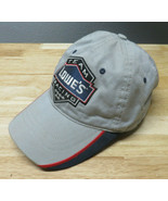 NASCAR Lowes Team Racing 48 Jimmie Johnson Hat Cap Racing Champions Stra... - $9.89