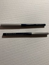 Lot Of (2) New Clinique Quickliner For Eyes Eye Liner 01 Intense Black - $8.59