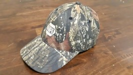 NAPA Auto Parts Cap Mechanics Hat Realtree camo Camouflage AJM Brand Str... - $14.72
