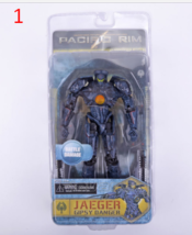 NECA Pacific action Figure Gypsy Danger Jaeger Hong Kong Brawl/anchorage... - $33.90
