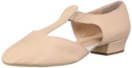 Bloch Women's Grecian Sandal Dance Shoe, Pink, 6 Medium US
