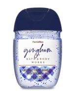 Bath & Body Works Pocketbac Hand Sanitizer Gel Gingham 1oz - $2.87