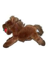 Dakin Applause Full Body Hannah Horse Plush Hand Puppet Apple 24642 - $35.63